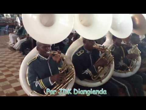 FANFARE KIMBANGUISTE  -   INTERLUDES DU 15 OCTOBRE 2016