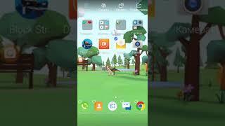 Крутая собака живые обои на андроид