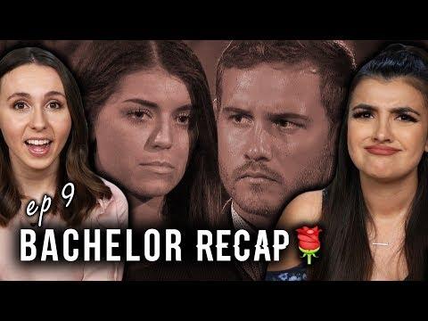 Madison DUMPS Peter Over Fantasy Suites! The Bachelor Recap 24x09