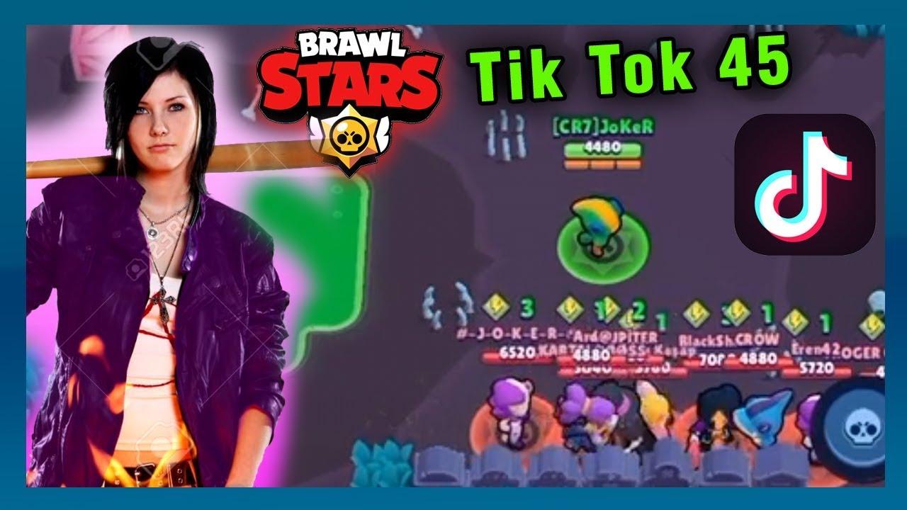 BRAWL STARS TIK TOK #1 - YouTube  |Tik Tok Brawl Stars Larin