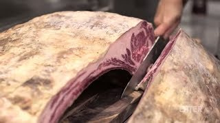 Would You Eat 127 Day Old Steak Aged In Whiskey The Meat Show