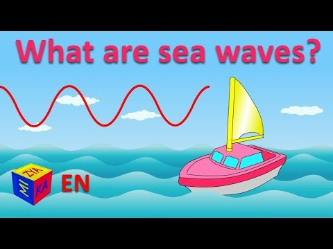 What Are Sea Waves? How Are Waves Formed In The Ocean? Why Questions For Kids