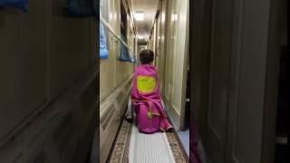 детский чемодан Trunki Trixie дорожный набор(Путешествие с ребенком на Trunki Trixie Купить http://www.yellowtrunki.ru/product/triksi., 2016-10-17T12:20:53.000Z)