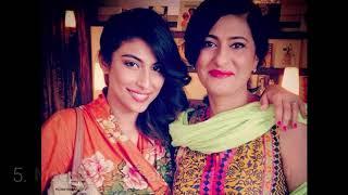 TOP 10 PAKISTANI  DAUGHTER MOTHER ACTRESSES   INSTA CELEBRITIES  
