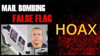 Mail Bombing False Flag HOAX! Demonization BEGINS! (Father) Image Destroying the Family!