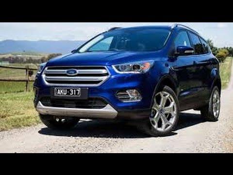 Nueva Ford Escape 2017 Galeria En Azul Baltico Youtube