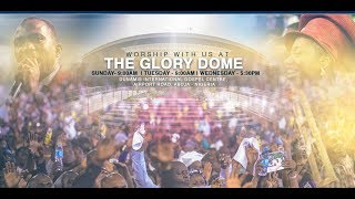 FROM THE GLORY DOME: POWER COMMUNION SERVICE. 08-05-19