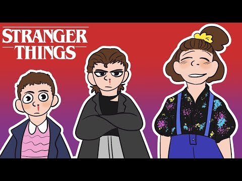 The Story of Stranger Things In 3 Minutes!