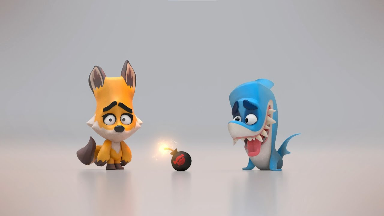 Zooba Animations - Explosive Friendship
