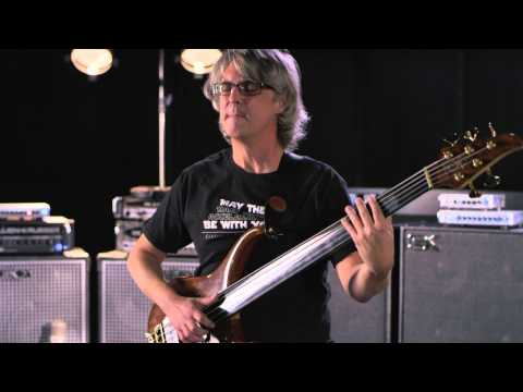 Trip Wamsley Interview and Bass Solo