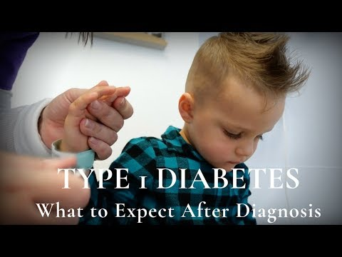 Managing Type 1 Diabetes | What to Expect After Diagnosis