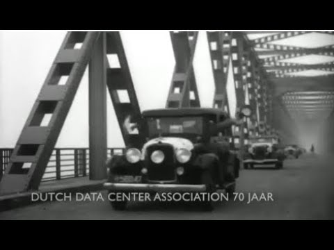 Dutch Data Center Association (DDA) bestaat 70 jaar!
