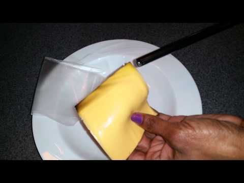 Plastic vs American Cheese