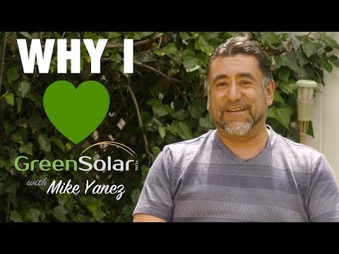 Green Solar Technologies Customer Testimonial