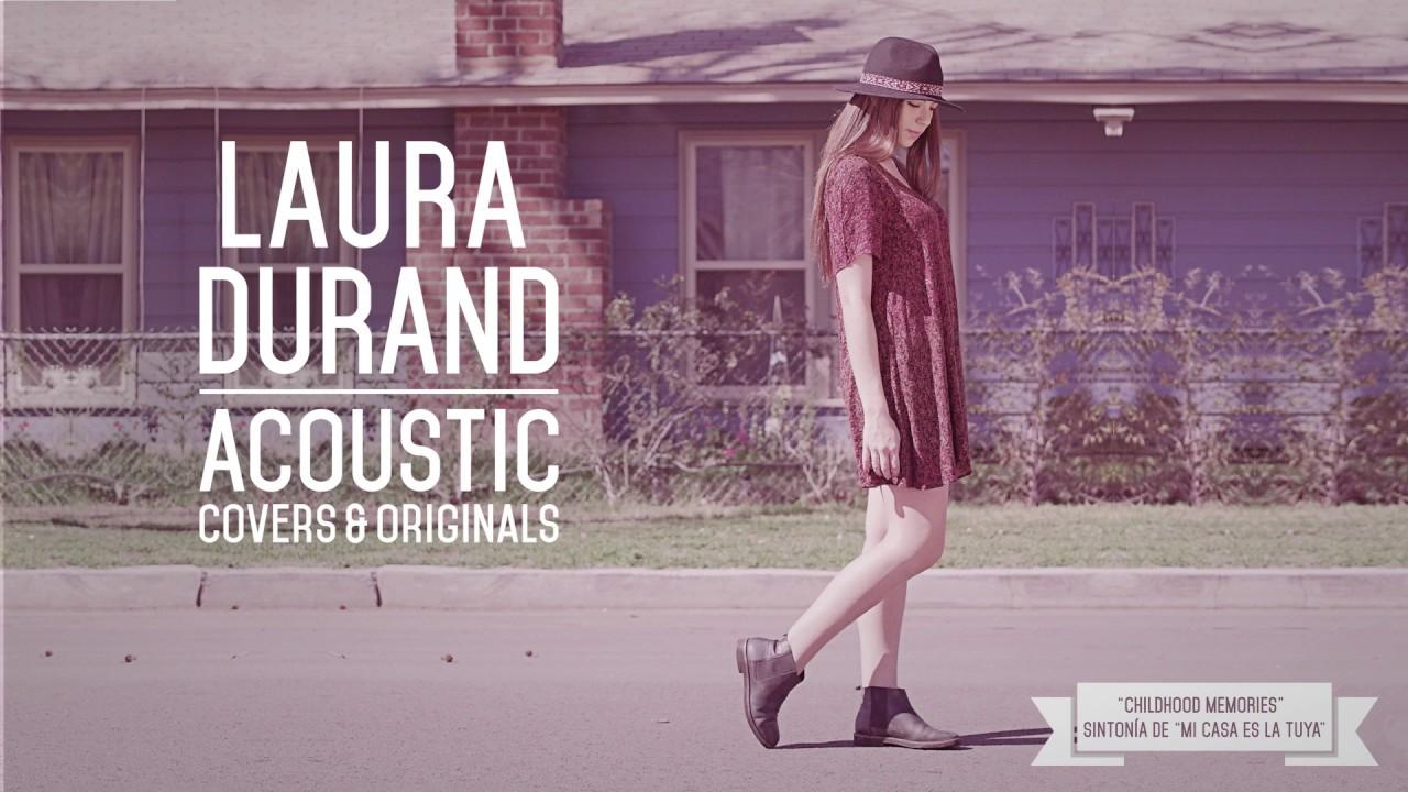 Laura Durand Childhood Memories Lyric Video Youtube