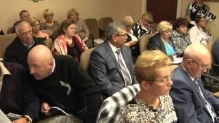 09 10 2014 года Второе заседание совета депутатов Лужского муниципального района третьего созыва(, 2014-10-13T12:06:25.000Z)