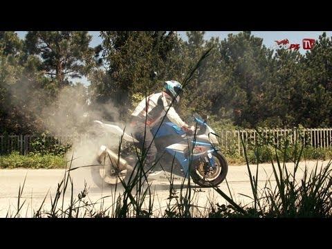 Suzuki GSX-R1000 Test im Alltag