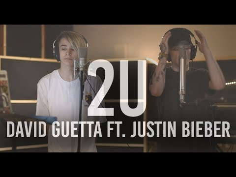David Guetta ft. Justin Bieber - 2U Bars and Melody Cover