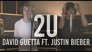 David Guetta ft. Justin Bieber 2U (Bars and Melody Cover)