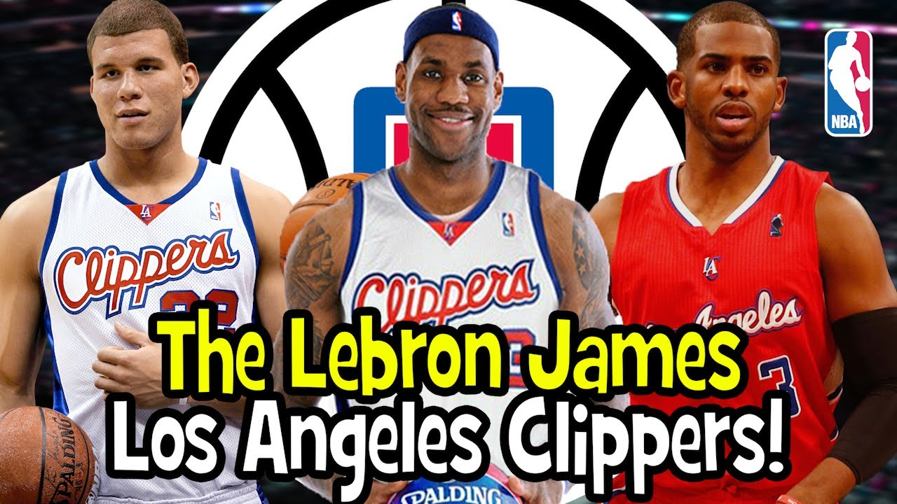 a17809ef52d LEBRON JAMES SIGNING WITH THE LOS ANGELES CLIPPERS! 2018 NBA OFF SEASON! NBA  2K17 REBUILD CHALLENGE!