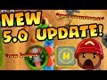 Bloons TD Battles NEW UPDATE 5.0! OPEN TOURNAMENTS + NEW BADGES!