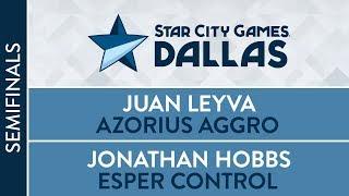 SCGDFW: Semifinals - Juan Leyva vs Jonathan Hobbs [Standard]