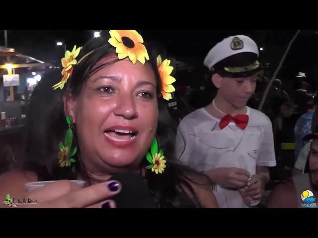 Carnaval em Búzios : Praça do Inefi