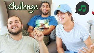 DIME UNA CANCIÓN... (CHALLENGE) con Daniel El Travieso y Alex Woper
