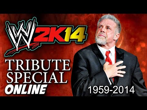 WWE 2K14 Ultimate Warrior Tribute Special Online: LIVE STREAM