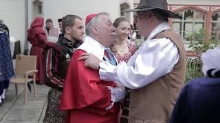 Самая необычная свадьба. Ведущий Валерий Чигинцев.