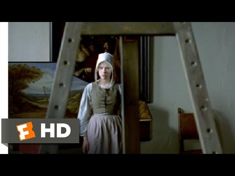 Girl with a Pearl Earring 1212 Movie   Catharina Sees the Painting 2003 HD