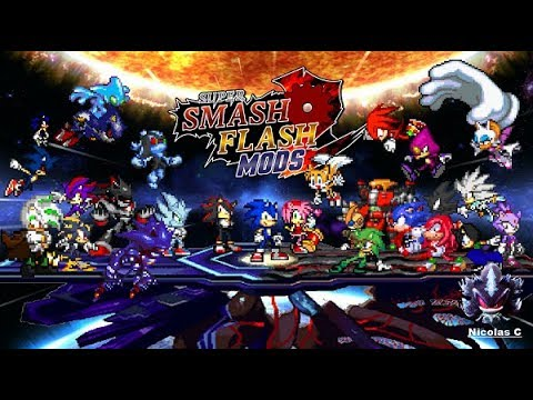Super smash flash 2 Mod Announcement