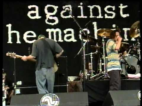 Rage Against The Machine - PinkPop 93