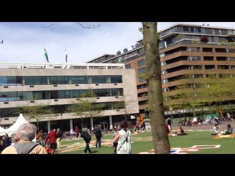 Segunda plaza para bombardeo de Rotterdam