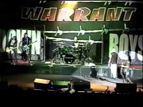 Warrant Live In Duluth, MN 2001 [Full Concert]