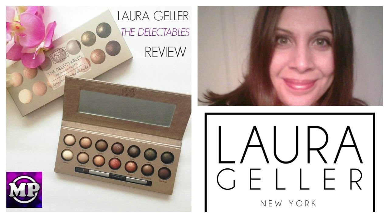 Laura Geller The Delectables Delicious Shades Of Nude Review And