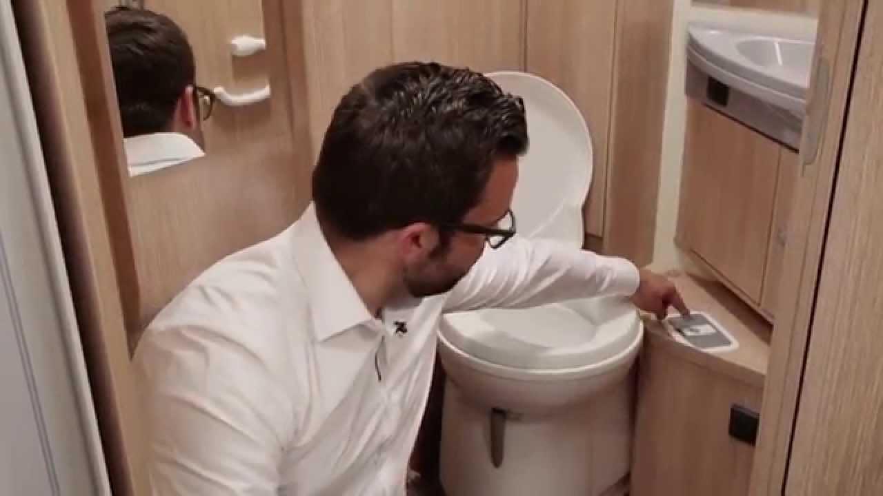 Sunlight Ratgeberfilme // Reisemobil-Tipps // Toilette