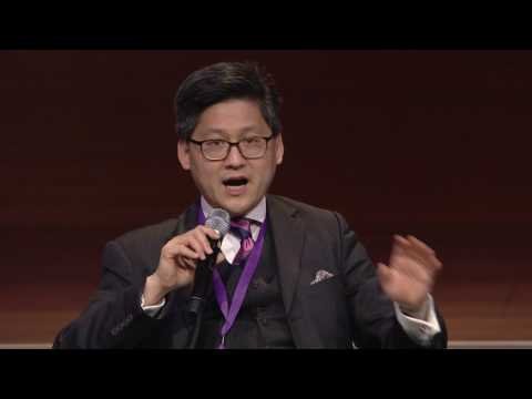 Keynote Conversation with Wesley Wong