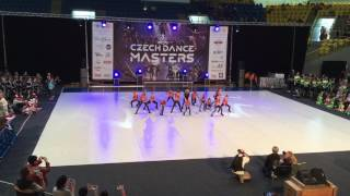Czech dance masters Opava 2. 4. 2017 - Akcent Ostrava - Jedeme dál!