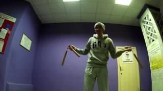 Фристайл нунчаку видео уроки- простые подкидывания в даблах
