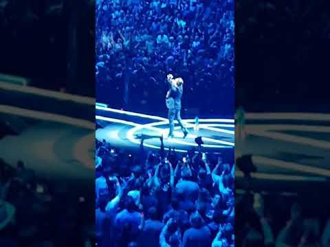 U2 in Lincoln, Nebraska 2018