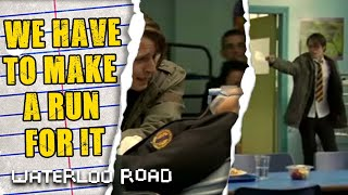 Download Drew Injures Jade/Pulls Knife On Pupils: Waterloo Road Mp3 and Videos