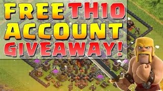 2 COC ID GIVEAWAY... TH9 AND TH10 MUST PARTICIPATE