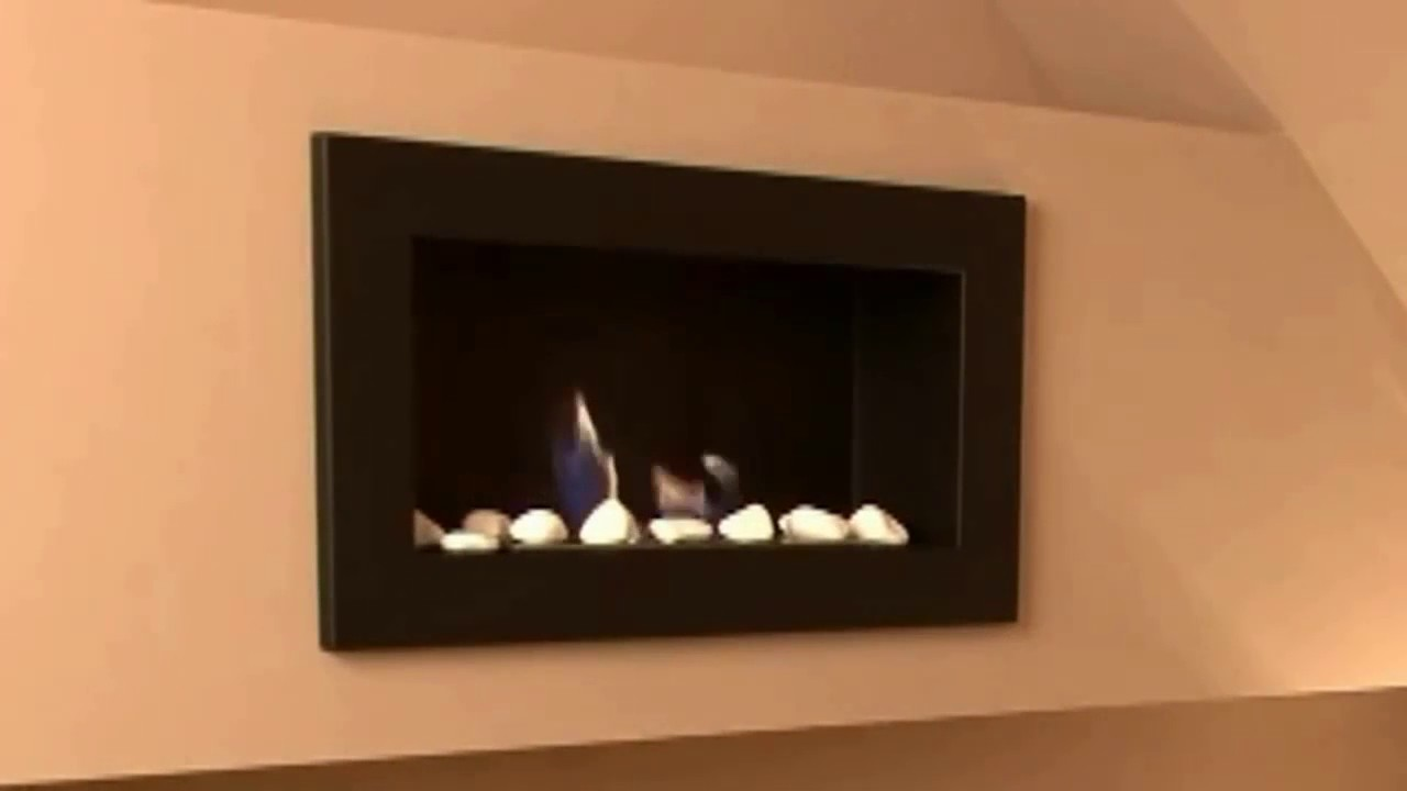 Chimenea de bioetanol de pared el club del fuego youtube - Chimenea bioetanol pared ...