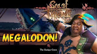 MEGALODON!! - Sea of Thieves