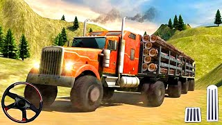 USA Truck Driving School: Off-road Transport Games #1 - Android GamePlay