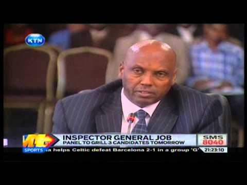 News: Inspector general of police vetting