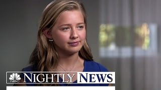 Chessy Prout, St. Paul�s School Sexual Assault Survivor, Speaks Out | NBC Nightly News