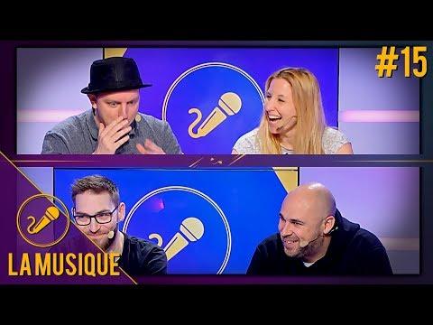 Le Top Du Top !! Team Max & Erwan Vs Team Dina & Gauthier - La Musique S2#15