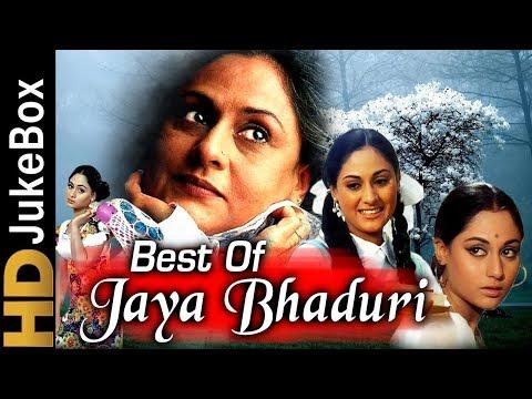 Best Of Jaya Bhaduri | Evergreen Bollywood Hindi Songs | Superhit Hindi Songs Collection